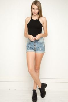 Brandy ♥ Melville | Chanelle Tank - Clothing