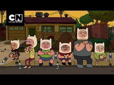 Cartoon Network | Hora de Aventura: O Chapéu do Finn | 2015 - YouTube