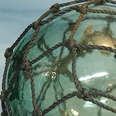 Japanese glass fishing float