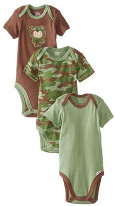 Gerber Baby-Boys Newborn 3 Pack Bodysuits $7.99! - http://www.rakinginthesavings.com/gerber-baby-boys-newborn-3-pack-bodysuits-7-99/