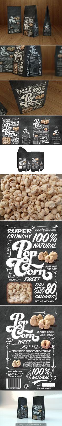 Sweet Popcorn | Fabricio Hauen