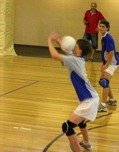 This Is How I Play Volleyball No Joke