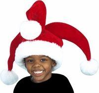 eeba3eeb8985d kids santa jester hat  christmas