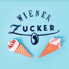 #papercraft #paperart #paper #handmade #diy #icecream #summer #wienerzucker #cornetto
