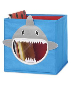 Look what I found on #zulily! Shark Collapsible Cube by Whitmor #zulilyfinds