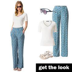 Lockere Frühlingshose von Zero! #EuropaPassage #EuropaPassageHamburg #style #fashion #mode #trend #outfit