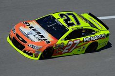 Paul Menard will start 10th in the No. 27 Richard Childress Racing Chevrolet. Crew Chief: Danny StockmanJr. Spotter: Bill O'Dea  --  Starting lineup for Talladega Chase for the NASCAR Sprint Cup race | Photo Galleries | Nascar.com