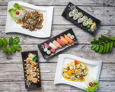 Bruschetta, Vienna, Sushi, Decoration, Ethnic Recipes, Food, Decorating, Meal, Essen