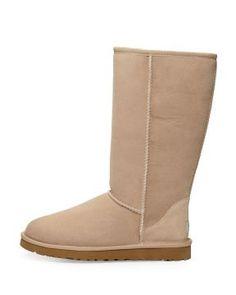Ugg Classic Tall Boot - Ayakkabı, Krem #ugg #uggbot #uggcizme #uggturkiye #uggistanbul #askmoda #alisverisbirask #uggayakkabi
