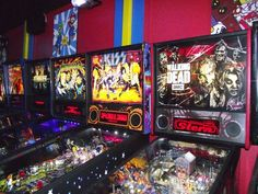 YESTERcades offers visitors the opportunity to play some of their favorite classic games.  ~Courtesy of Vince Baglivo