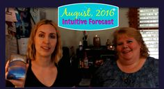 Katie, KatiePower.com again invited me to join her on her monthly intuitive reading video for August. We had a lot of fun sharing this month's energy cards & info. Please check it out if this calls to you (and please excuse the low-lighting!)