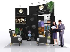 Modular exhibition stand designs  – Quadrant2Design.Com