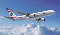 Middle East Airlines. Airlines operating flights into Doha, Qatar (DOH)