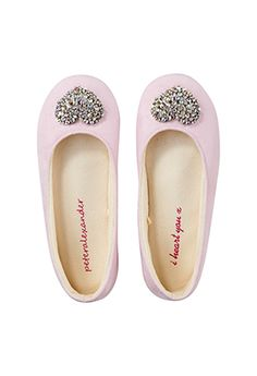 Image for I Heart You Couture Slipper from Peter Alexander