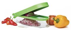 Progressive GOC310 Onion Chopper With Plastic Container  Quantity 3 ** Want to know more, click on the image.