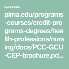 edu/programs-courses/credit-programs-degrees/health-professions/nursing/docs/PCC-GCU-CEP-brochure.pdf … AAS in Nursing to Master of Science in Nursing Concurrent Enrollment Program Perfect Image, Perfect Photo, Love Photos, Cool Pictures, Courses, Nursing, Thats Not My, Science, Education