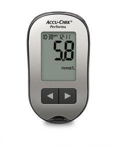Accu-Chek® Performa : Accu Chek Cooking Timer, Fitbit, Vitamins, Health, Health Care, Vitamin D, Salud