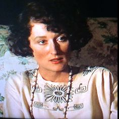 Karen Blixen's tunic in Out of Africa.