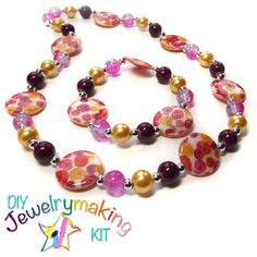 58d29dad0f Items similar to DIY jewellery kit,