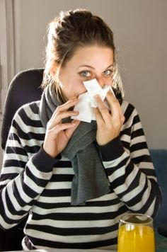 5 rimedi naturali per l'influenza