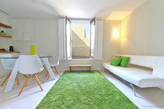 Apartamento em Vila Nova de Gaia, Portugal. Apartamento T1 recentemente remodelado e equipado, localizado na zona histórica do Porto/Gaia. Tem uma cama de casal, uma cama de solteiro e um sofá-cama na sala. Acomoda até 4 pessoas e possui ainda um agradável terraço com mobiliário de jardim.
