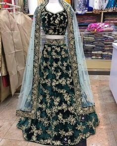Nivetas Design Studiio Specialize In Custom Made Bridal and Indian Party Wear From INDIA Superior High End Quality Work WhatsApp : +917696747289 nivetasfashion@gmail.com Deliver Internationally... Indian Bridal Lehenga, Pakistani Bridal Dresses, Indian Dresses, Indian Outfits, Party Wear Lehenga, Party Wear Dresses, Wedding Dresses, Pakistani Wedding Outfits, Bridal Outfits
