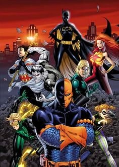 """After what happened to him during Infinite Crisis, Risk would become a criminal doing just a few little crimes that would be enough for him to live but small enough to don't be detected by the Teen Titans or any other superhero team.  Risk considered himself abandoned by the Teen Titans, this along with a menace and offer by Deathstroke would lead him to join the new titans team known as """"Titans East"""", an team of young super villains leaded by Deathstroke to eliminate the Teen Titans and…"""