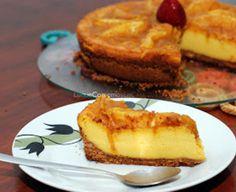 Cheese-Cake de Auyama