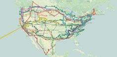Plan vacances pour cet été : les road trips mythiques de la littérature américaine http://po.st/wpallS