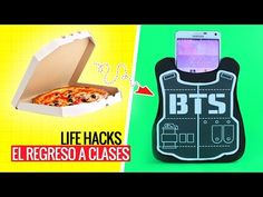 BTS/EXO/BIGBANG Giveaway ☆ DECORA TUS ÚTILES ESCOLARES KPOP | AKARI BEAUTY - YouTube
