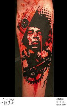 Jef Palumbo - Jimi Hendrix
