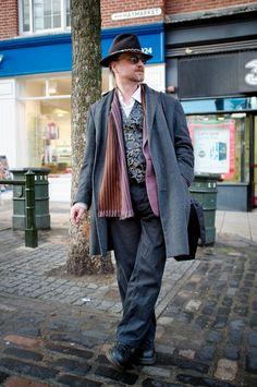 Norwich street fashion