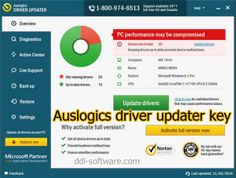 Auslogics driver updater product key