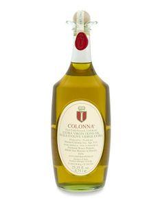 Colonna Extra-Virgin Olive Oils #williamssonoma