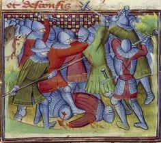 BNF Français 2663 Chroniques France 1400-1425