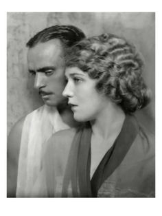 Douglas Fairbanks Sr. and Mary Pickford are photographed by Nickolas Muray in the December 1922 Vanity Fair.