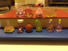 Just got 10 ultra rare season 2 shopkins at one time; 1 in every basket! I am so lucky and grateful!