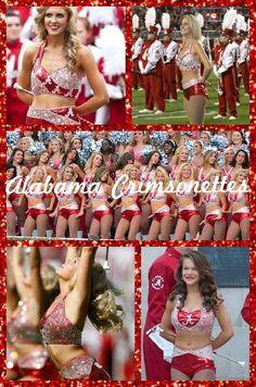University of Alabama, Alabama Crimsonettes