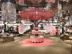 Retail Design | Store Interior | Shop Design |Monki store by Electric Dreams, London