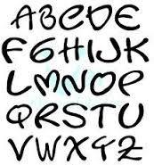 Resultado de imagen para imagenes de abecedario de letras  timoteo