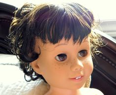 Chatty Cathy Doll Brunette Brown eyes LOOK #Mattell #Dolls
