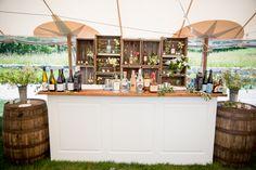 Bar #weddingreception #detail #vintavebackbar #kgeventsdesign