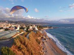 Jounieh (paragliding) - Lebanon
