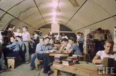 Photo Gallery - WWII US Navy Reenactors