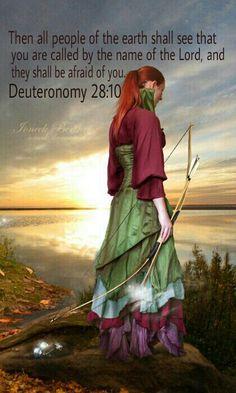 Deuteronomy 28:10