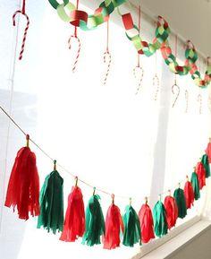 Christmas Party Decorations Diy, Kids Christmas Ornaments, Holiday Crafts, Xmas Party, Bohemian Christmas, Christmas Mood, Christmas Stencils, Christmas Inspiration, Xmas Theme