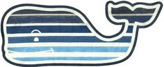 Vineyard Vines Gradient Fade Whale | Vineyard Vines Whales | Pinterest