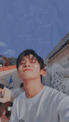 Aesthetic Lockscreens, Eunwoo Astro, Cute Asian Guys, Boys Wallpaper, Kdrama Actors, Fandom, Kpop Aesthetic, Special People, Asian Men