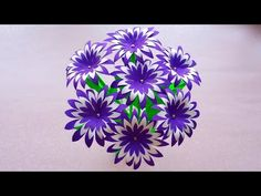 How to Make Paper Flower Bouquet/DIY/Paper craft/Paper art/Making of Paper Flower - YouTube Paper Bouquet Diy, Flower Bouquet Diy, Diy Paper, How To Make Paper, Flower Making, Decorative Items, Paper Flowers, Youtube, Crafts