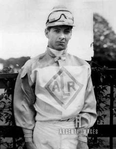 Five-time Kentucky Derby winning jockey Bill Hartack.